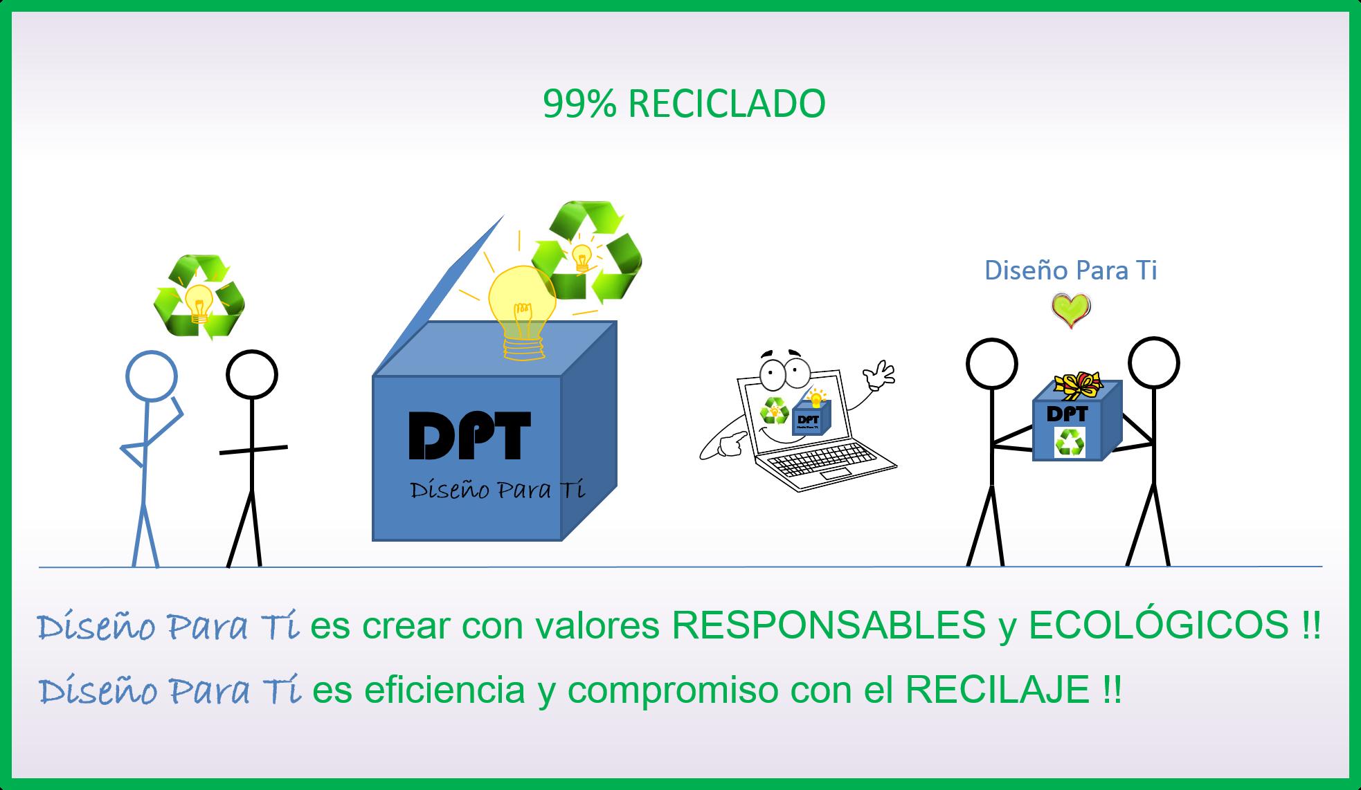 Área 99% Reciclado
