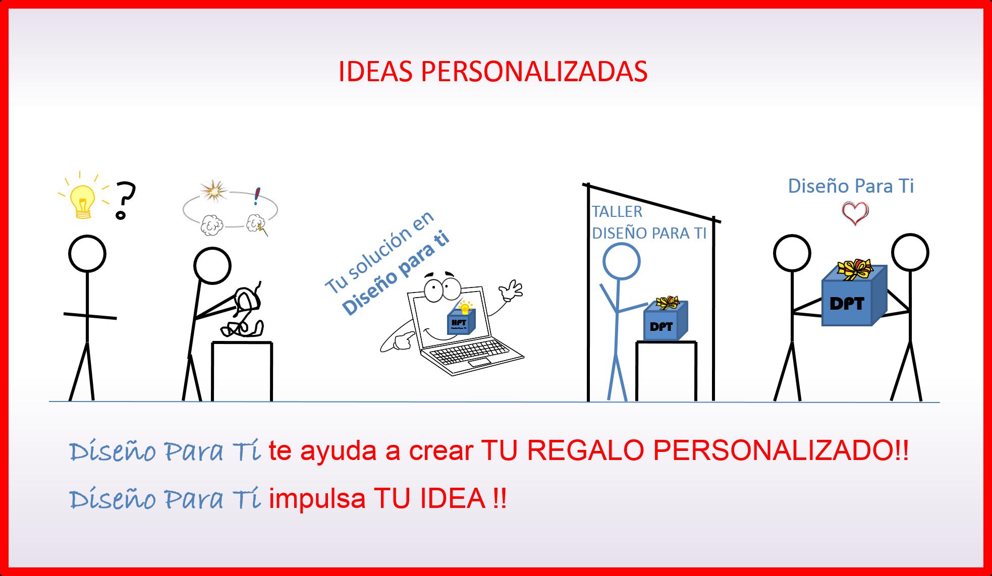 Área Idea Personalizada