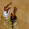 Tapones rústicos aliñadora según idea personalizada